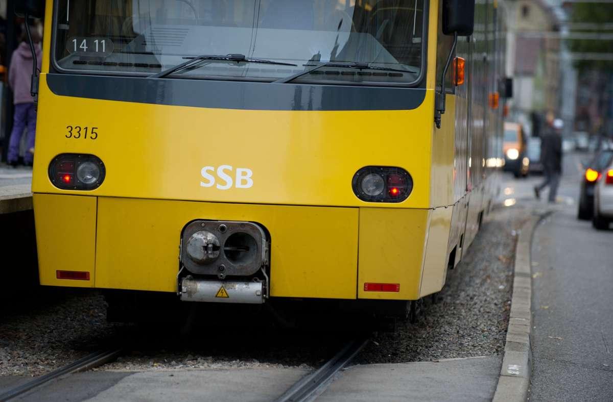 Am Donnerstag ist es in Stuttgart-West zu einem Stadtbahnunfall gekommen. (Symbolbild) Foto: picture alliance/dpa/Marijan Murat