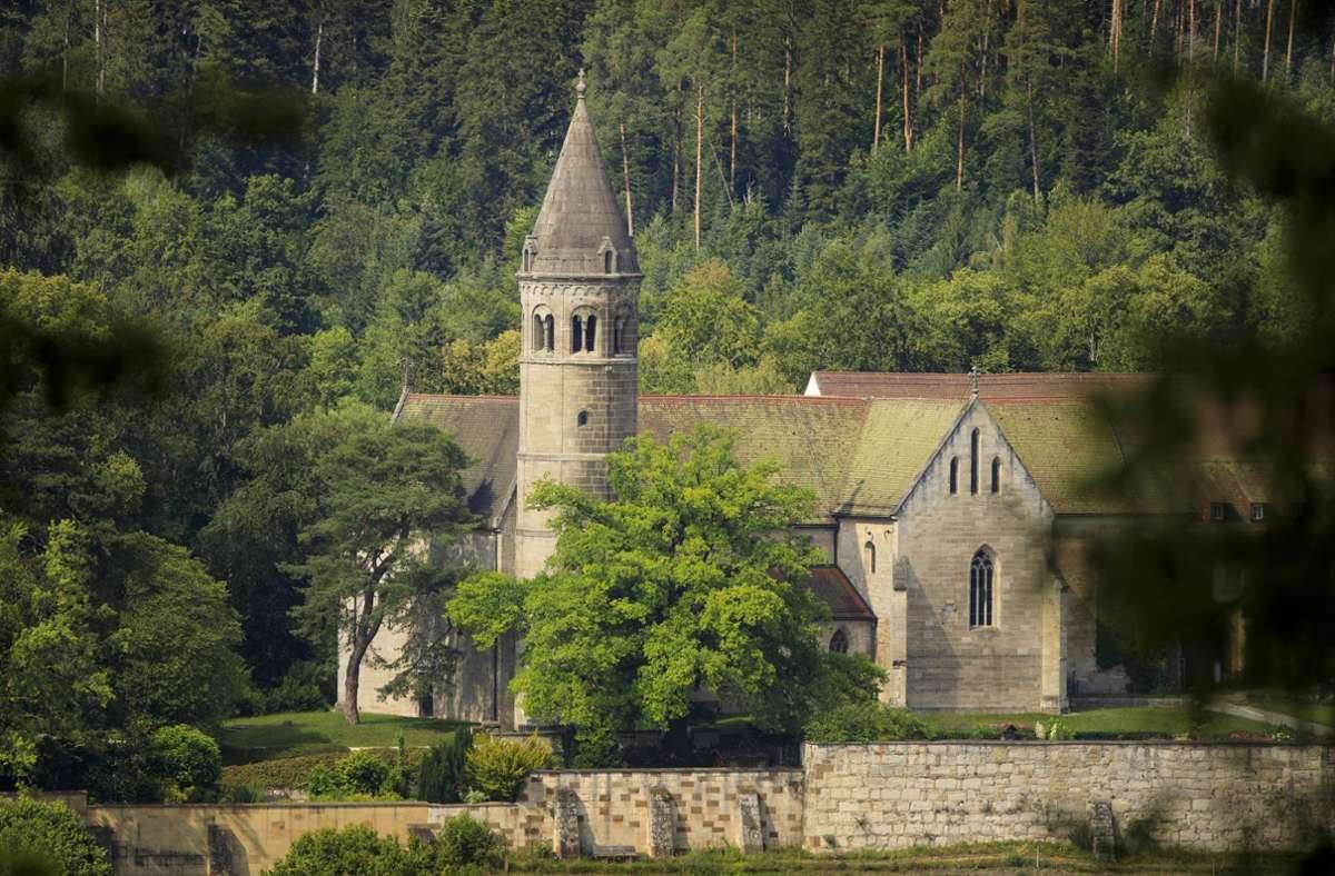 Auch das Kloster Lorch kann man pilgernd erreichen. Foto: Gottfried Stoppel