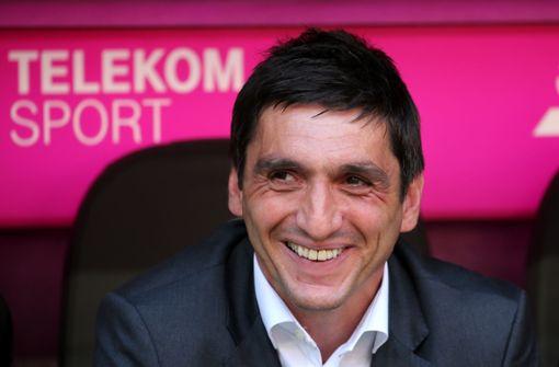 VfB Stuttgart setzt auf Tayfun Korkut