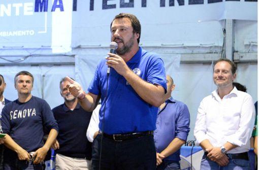 "Innenminister Salvini im Visier der Justiz - Drama um ""Diciotti"" endet"