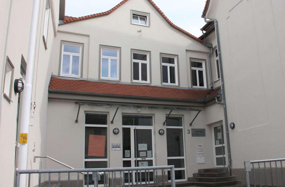 Wenn die Föhrichschule frei wird, sollen die Räume von der Bach-Grundschule genutzt werden. Foto: Torsten Ströbele