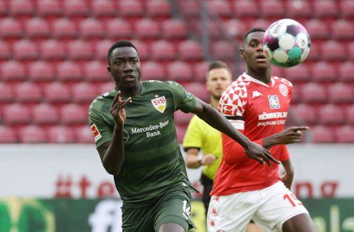 VfB schiebt bei Silas Wamangituka einen Riegel vor