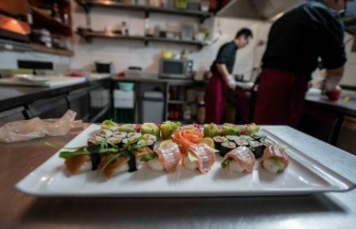 Das Sushi Hao in Untertürkheim