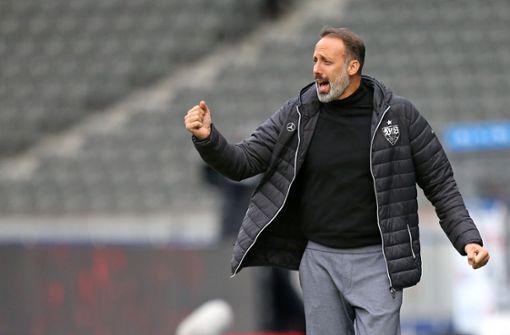 Wie der Trainer des VfB Stuttgart wirklich tickt