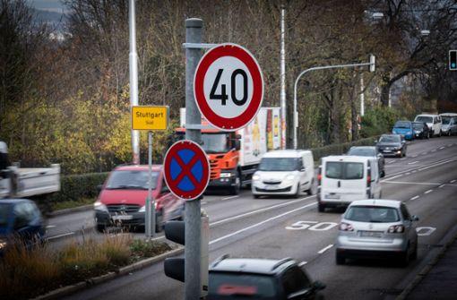 Tempo 40 wird ausgeweitet – Stadt stellt 650 Schilder auf