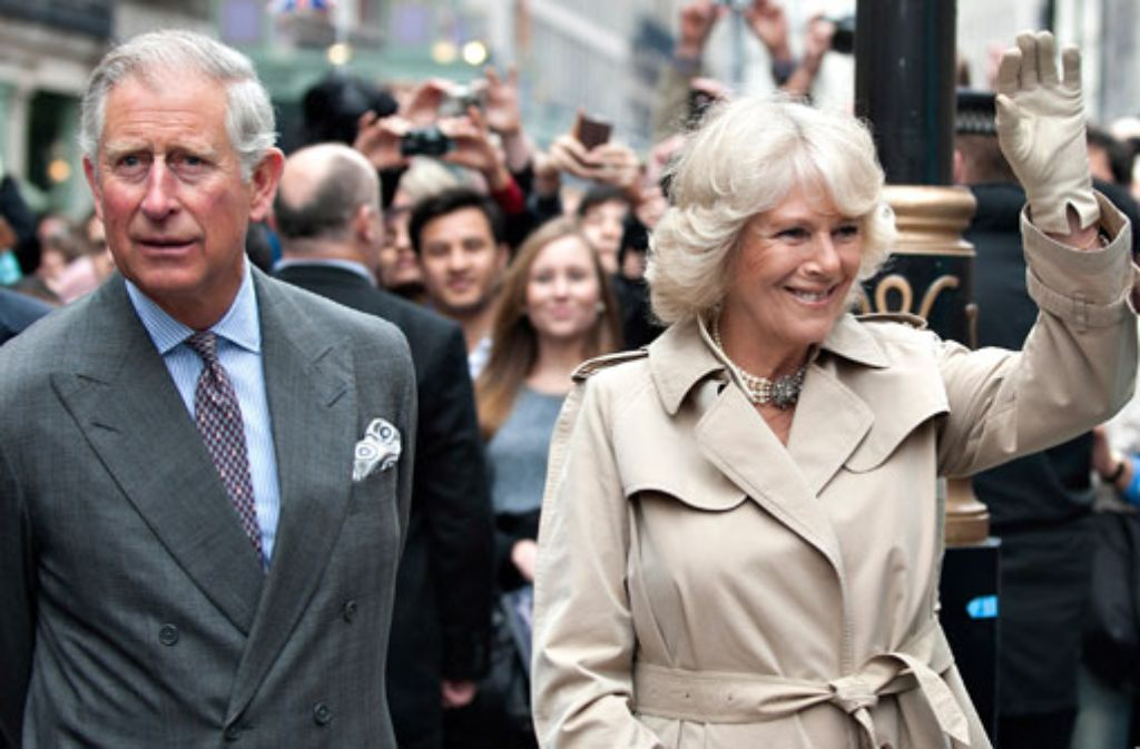 Zufriedener und ausgeglichener denn je - Prinz Charles wirkt überhaupt nicht verbittet über seinen Status als König im Wartestand. Am 14. November wird der Prince of Wales 65. Foto: dpa