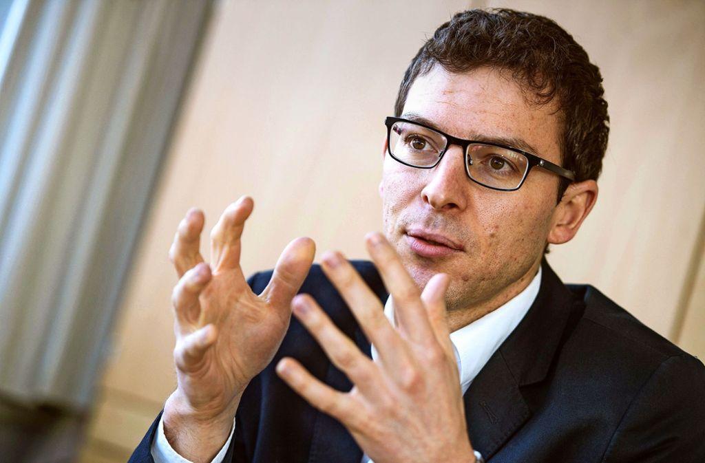"""""""Wir sind zufrieden und erleichtert, dass wir eine Lösung gefunden haben"""", sagt Johannes Enssle. Foto: dpa"""