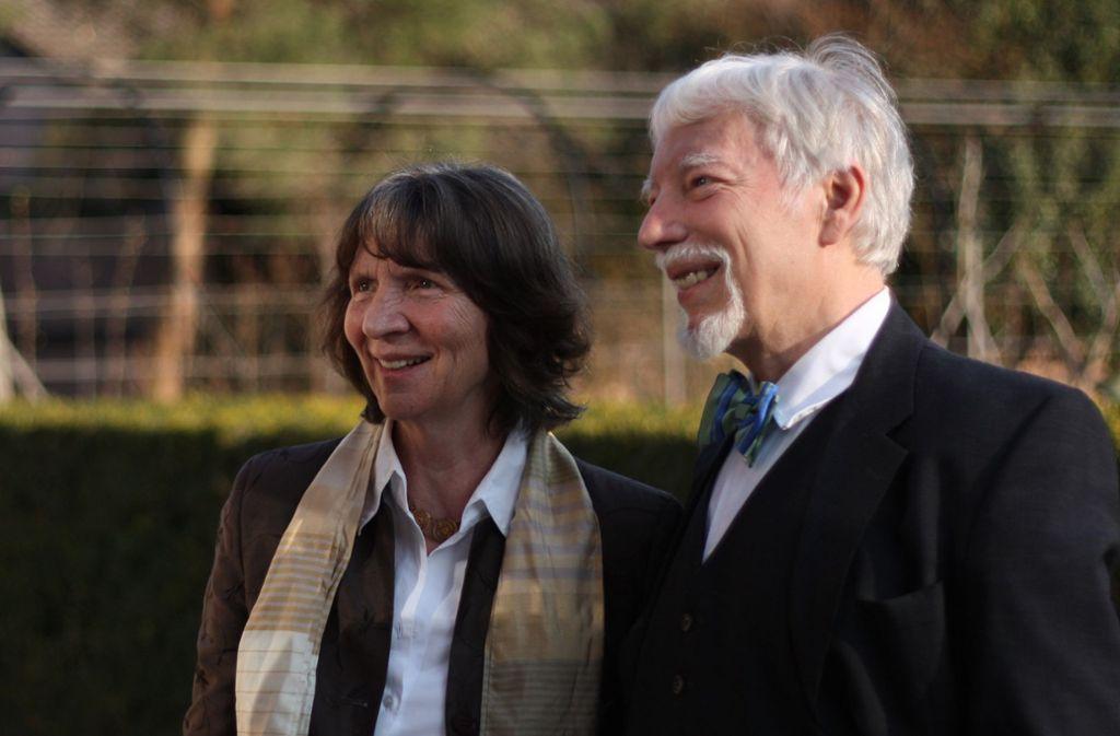 Aleida und Jan Assmann Foto: dpa