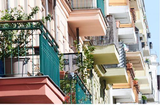 Was  ist auf dem Balkon erlaubt – und was nicht?