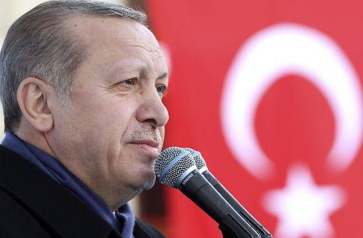 Erdogan rechnet mit Wiedereinführung der Todesstrafe nach Referendum