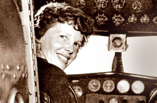 Was geschah mit Amelia Earhart?
