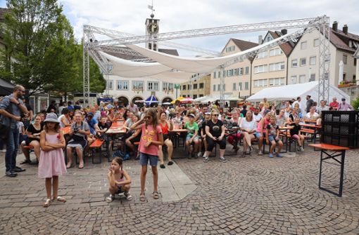 Böblingen sagt  sein Stadtfest erneut ab