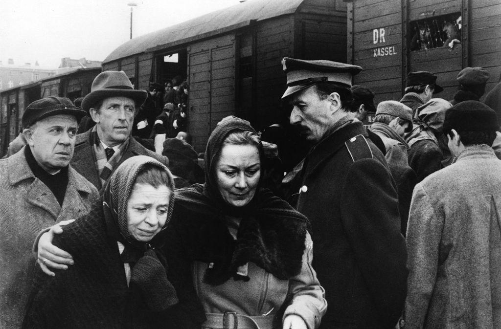 """TV-Geschichte: eine Szene aus der US-Serie """"Holocaust"""" Foto: WDR"""