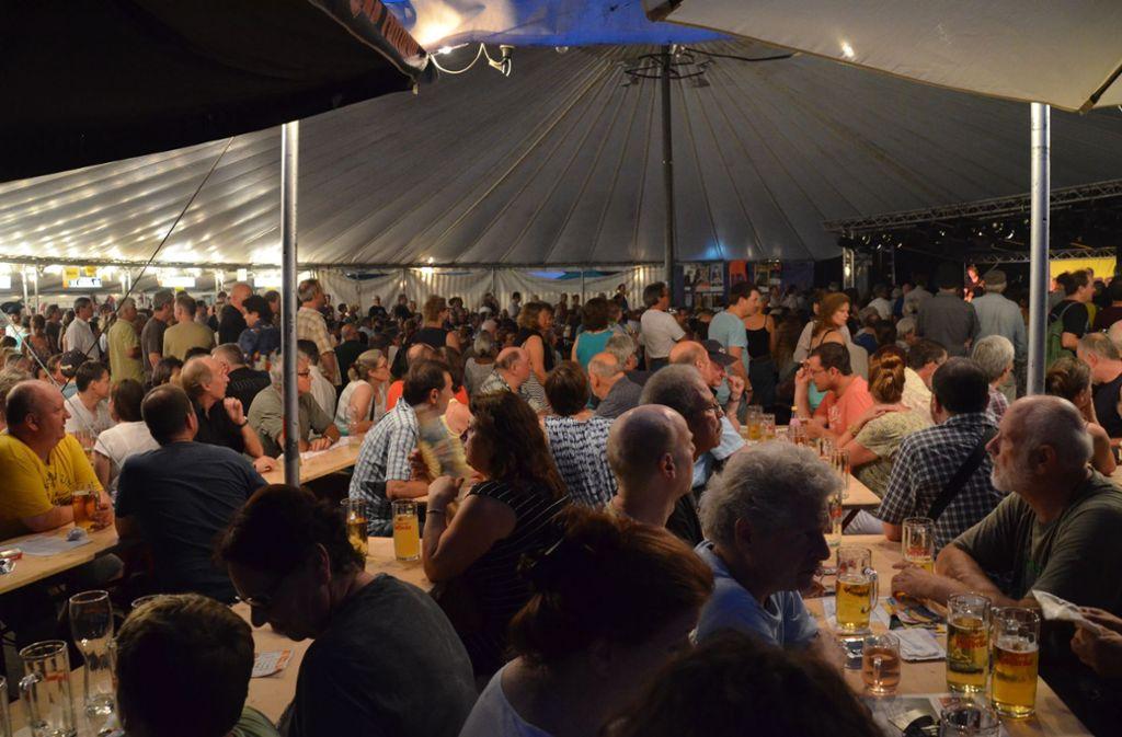 Das Lab-Festival gibt es schon seit mehr als 35 Jahren. Foto: Sandra Hintermayr