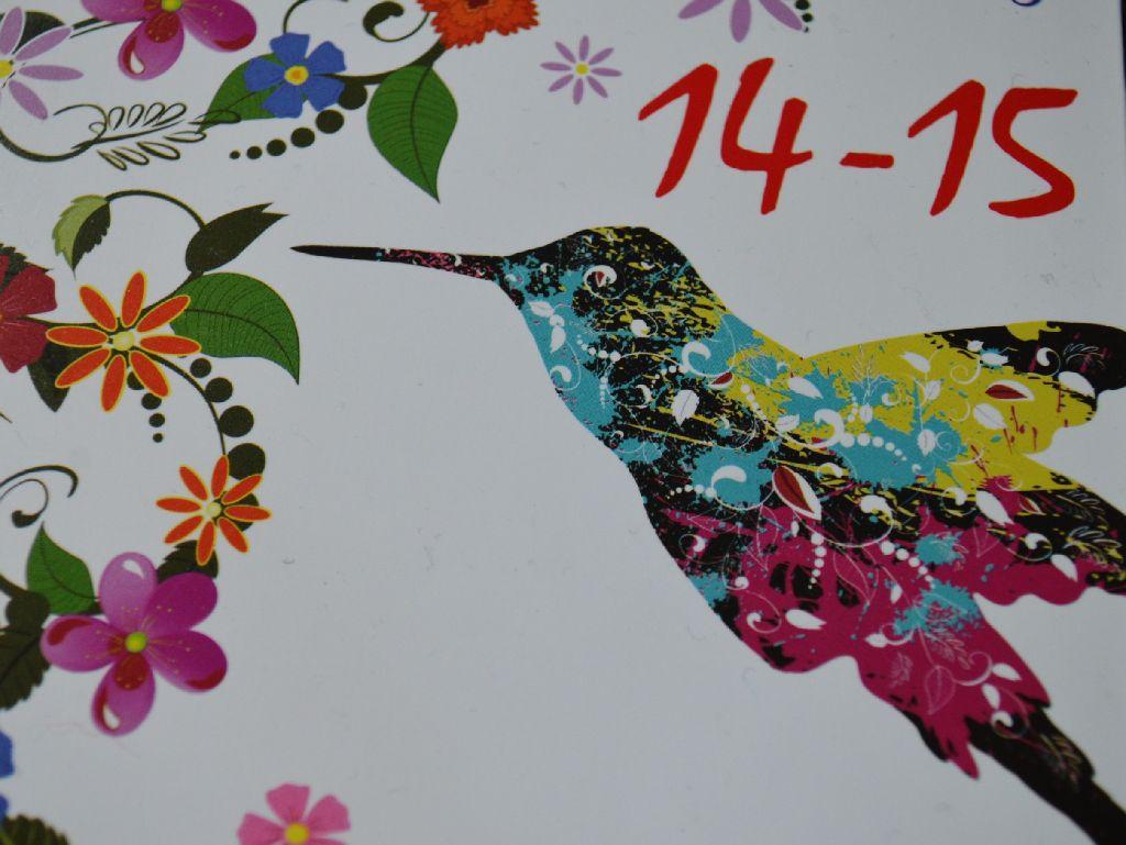 Ein neuer Kalender liegt schon bereit: Bald beginnt das neue Semester für unsere Campuskind-Kolumnistin.  Foto: Wiebke Wetschera