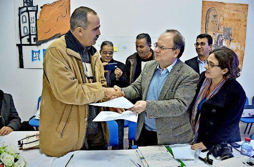 Böblinger Mülltrenner beraten bald Tunesier