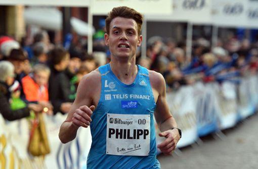 Philipp Pflieger, Rebell in Laufschuhen