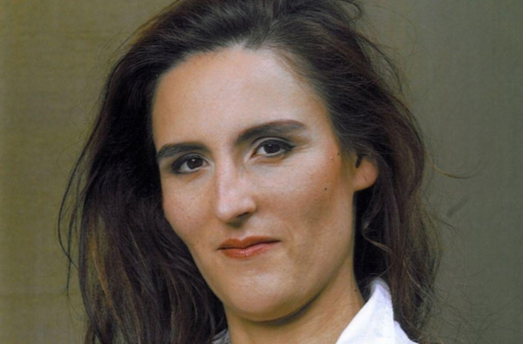 Kristina Sibenik, die Leiterin der Jungen Oper Stuttgart, rettet den Abend. Foto: privat