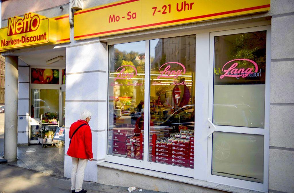 Das Bangen hat ein Ende, wenn auch  kein gutes: Die Bäckerei Lang verschwindet vom Markt. Foto: Lichtgut/Max Kovalenko