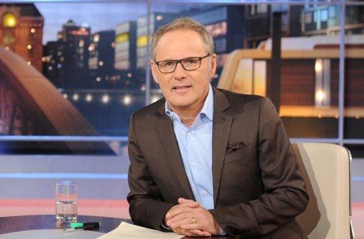 Reinhold Beckmann hört auf