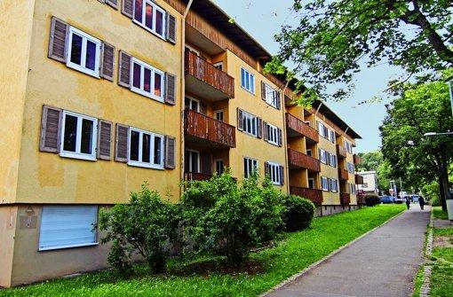 Stuttgart Giebel