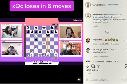 Für Schachvereine  birgt die Krise  Chancen