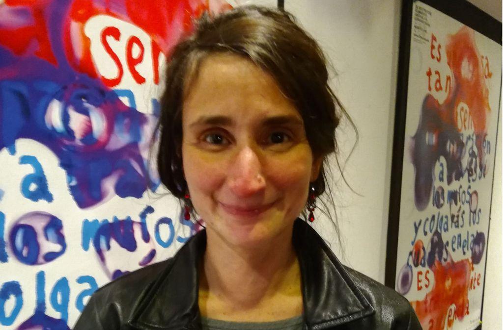 Die Programmmacherin Giovanna Thiery stammt aus Rom und lebt seit Jahrzehnten in Stuttgart Foto: Filmwinter