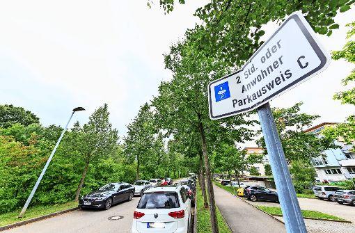 Vor dem Urlaub kommt die Parkplatzsuche
