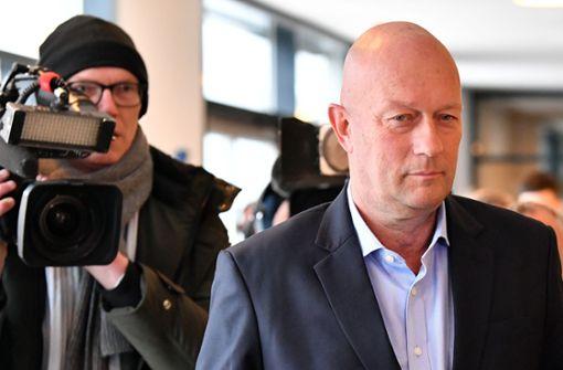 Noch kein Rücktritt in Thüringen
