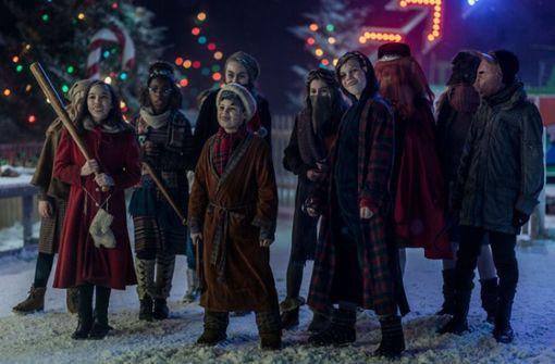 Durchmorden ins Weihnachtsland