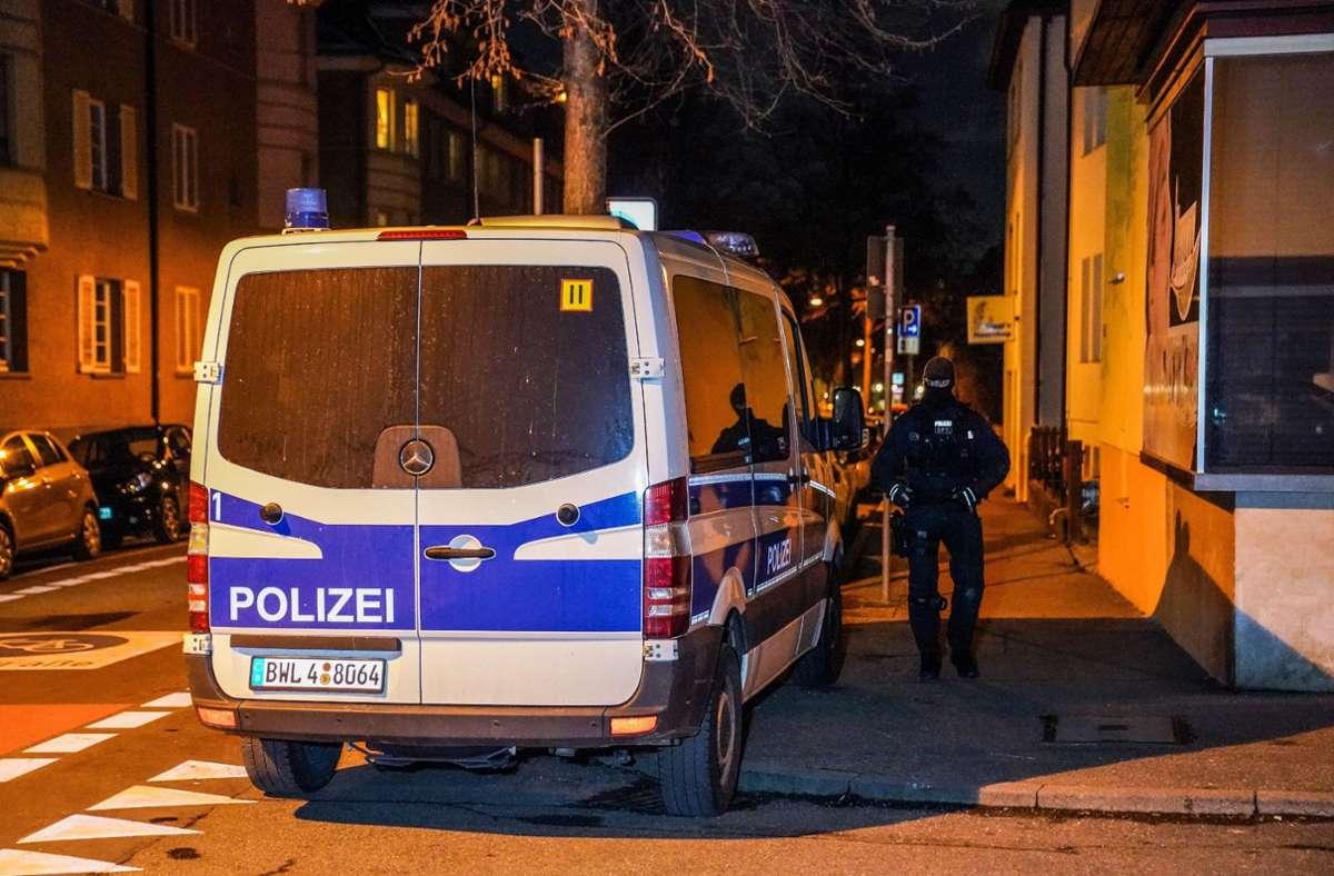 An dem Einsatz waren auch Spezialkräfte der Polizei beteiligt. Foto: SDMG/Kohls