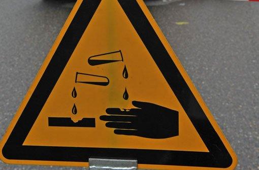 Uni-Laborant lässt Chemikalien mitgehen
