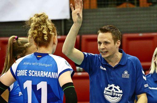 Lob für Übergangscheftrainer Erik Reitsma
