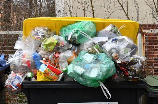 Fünf Fakten zu Müll in Baden-Württemberg