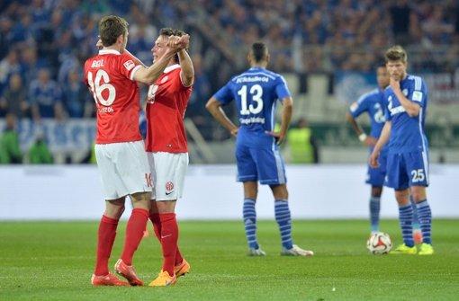Schalke muss um Europa bangen