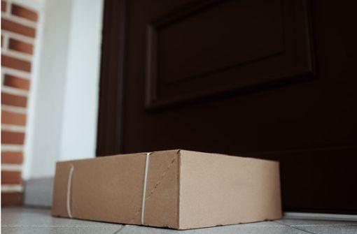 Mutiger Nachbar jagt Paketdieb