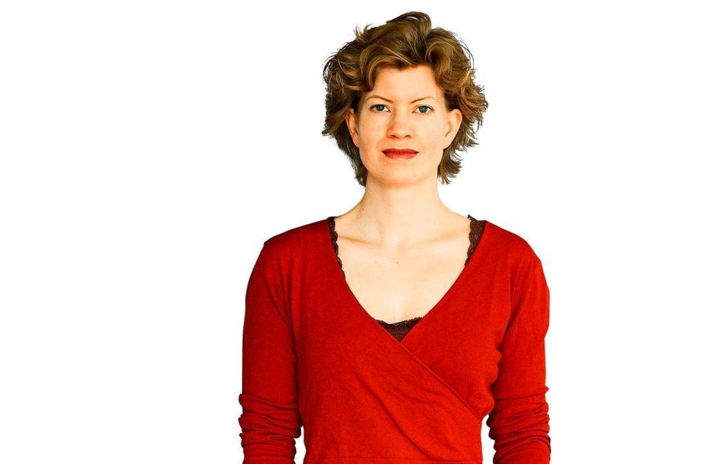 Katrin Zagrosek ist die geschäftsführende Intendantin der Internationalen Bachakademie Stuttgart, die in diesem Herbst in der neuen Konzertreihe Hin und weg! glänzt.  Foto: Helge Krueckeberg