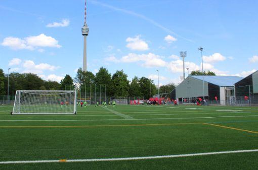 33 000 Fußballer in Stuttgart betroffen