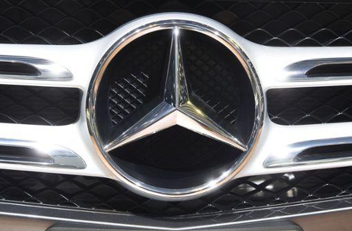 Mercedes-Benz-Verkäufe klettern im Dezember leicht