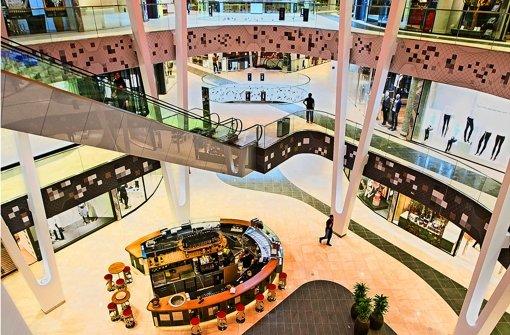 Riesige Ausmaße: das Milaneo. In der Bilderstrecke stellen wir das Einkaufszentrum   näher vor. Foto: Lichtgut/Leif Piechowski