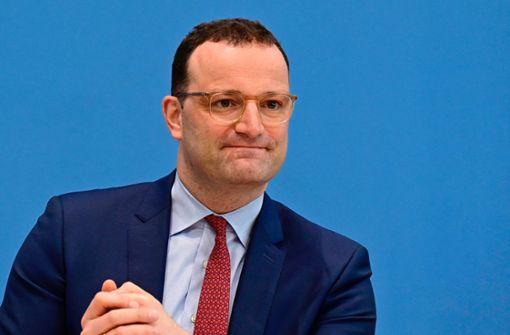 """Jens Spahn warnt vor """"Übermut"""" bei Lockerungen"""
