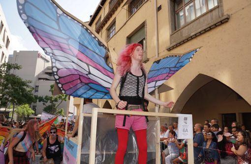 "Erste ""Trans Pride"" in Stuttgart angekündigt"