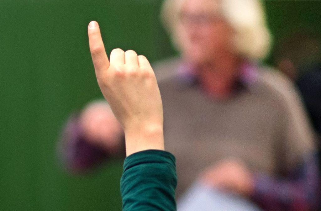 Ungenügend? In einer Studie bekommen Baden-Württembergs Grundschüler schlechte Noten. Foto: dpa