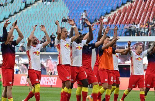 RB Leipzig siegt 3:1 gegen schwache Mainzer