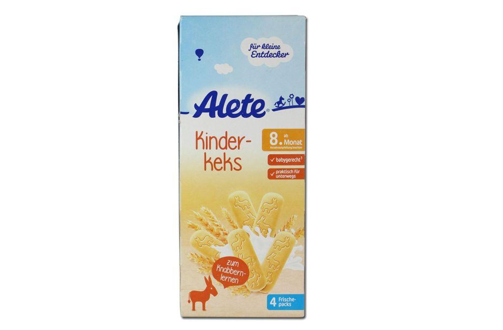 """Der Kinderkeks von Alete wurde von Foodwatch mit dem Negativpreis """"Goldenen Windbeutel"""" ausgezeichnet. Foto: Foodwatch"""