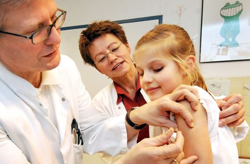 Kampf gegen Impfmüdigkeit