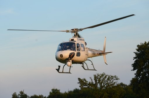 4.5.: Helikopter mutwillig beschädigt