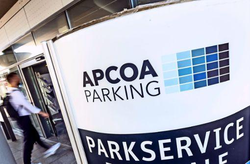 Hätte ein Verkauf von Apcoa Folgen für die Parkhäuser?