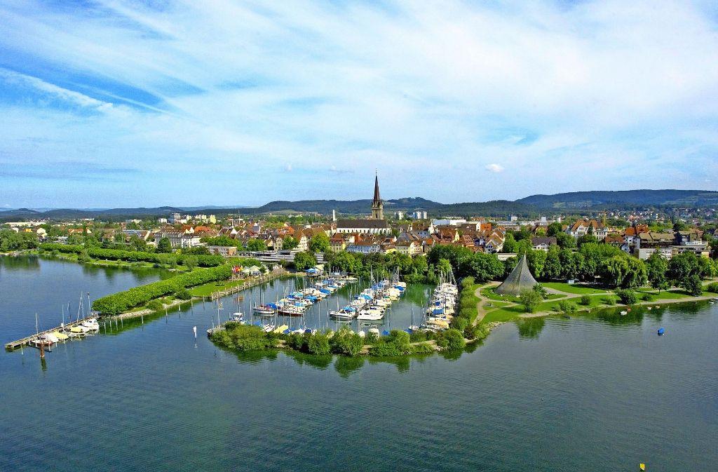 In Radolfzell herrscht Unmut zwischen Mitgliedern des Gemeinderats und dem Oberbürgermeister. Foto: Radolfzell Tourismus