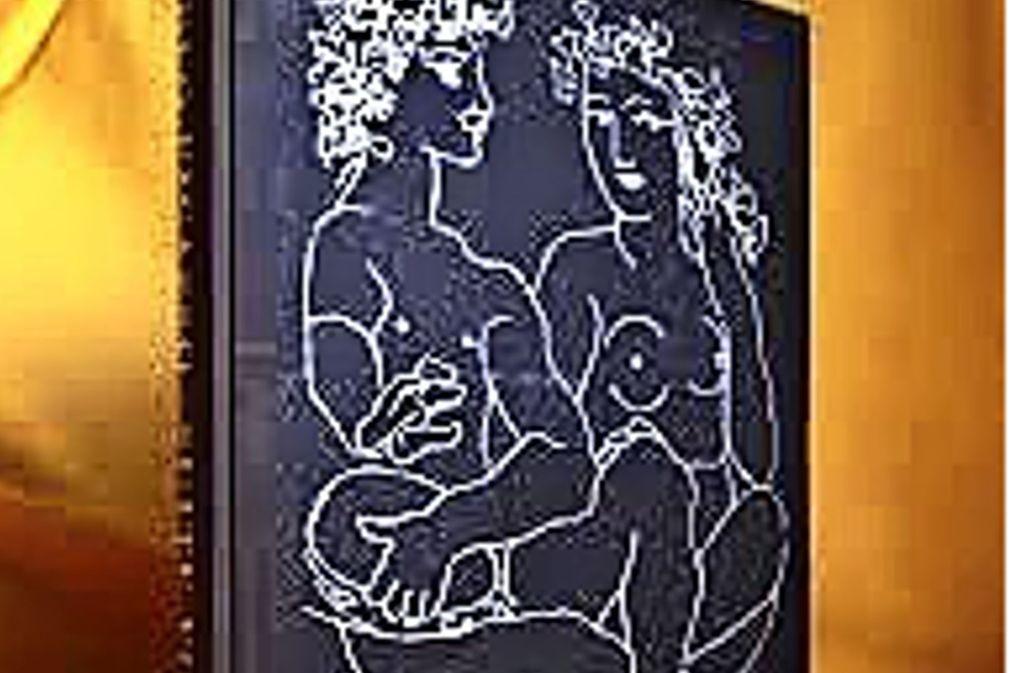 """Picassos  Serie """"Vollard"""" ist  gut dokumentiert –  zum Beispiel in diesem Band der Büchergilde Gutenberg. Foto:"""